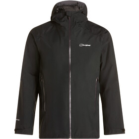 Berghaus Ridgemaster Vented Shell Jacket Men black/black